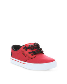 Etnies Kids Jameson 2 Eco Sneakers Red