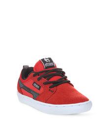 Etnies Kids Rap CT Sneakers Red