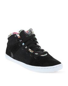 Etnies Senix D Mid Rise Sneakers Black
