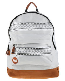 Mi-Pac Nordic Backpack Light Grey