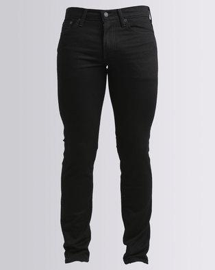 cf6dff521e Levi s® 511™ Slim Fit Stretch Jeans Black - Levi s ®