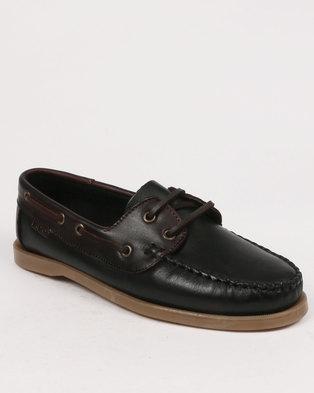 Bronx Men Bronx Freeport Leather Casual Slip On Boat Shoe Burgundy 100% original for sale big sale online outlet fashionable TYk8PGPw0