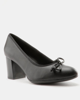 Froggie Froggie Brina Ankle Strap Heel Black sale latest many kinds of online cheap sale perfect outlet original with paypal Kg5rQukr0