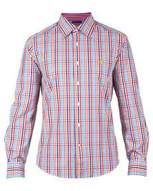466/64 Long Sleeve Stripe Shirt Multi