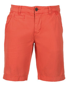 46664 Chino Shorts Orange