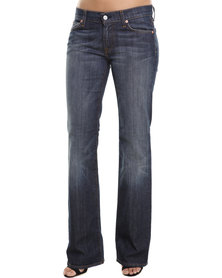 7 For All Mankind Bootcut Our Original Fit Blue