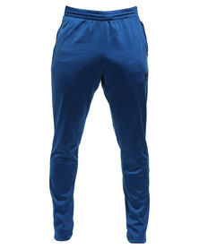 adidas Open Hem Trackpants Blue