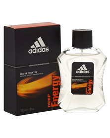 adidas Deep Energy 100ml EDT Value Offer