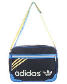 adidas Airliner Messenger Bag Navy