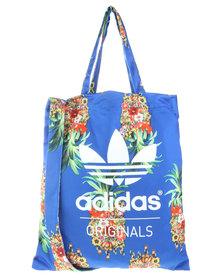 Adidas Fruta Shopper Bag Blue