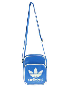 adidas AC Mini Messenger Bag Blue