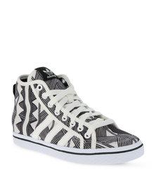 Adidas Honey Mid W Sneakers Black/Cream