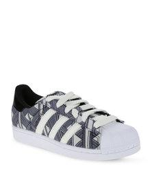 Adidas Superstar W Sneakers Black/White