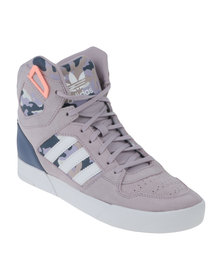 adidas Zestra High Top Sneaker Blue/Purple