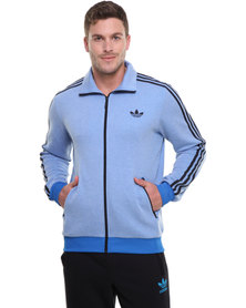 adidas Originals Track Top Blue