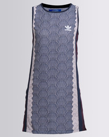 adidas Shell Tank Dress Multi
