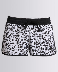 adidas Shorts Black/White