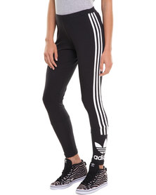 adidas Tref Leggings Black