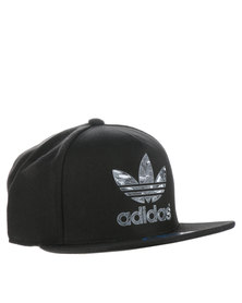 Adidas AC Fitted Cap Black