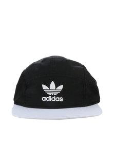 adidas Mens SnapBack Cap Black