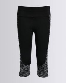adidas YG W HM 3/4 Tights Two-tone
