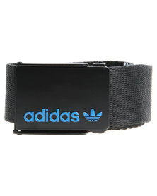 adidas Webbing Belt Black
