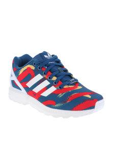 adidas ZX Flux Paris Sneakers Multi-Coloured