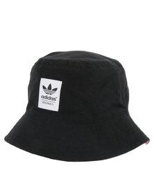 adidas Reversible Soccer Bucket Hat Black