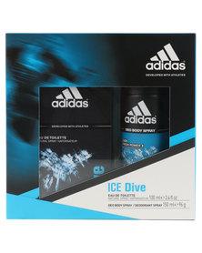 adidas Ice Dive EDT 100ml Deo