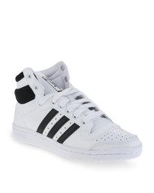adidas Top Ten Hi Sneakers White