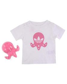 Adidas Baby Mini Kit Pink
