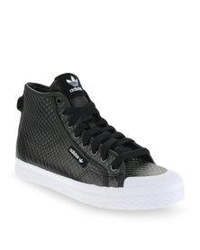 adidas Honey Mid Honeycomb Sneakers Black