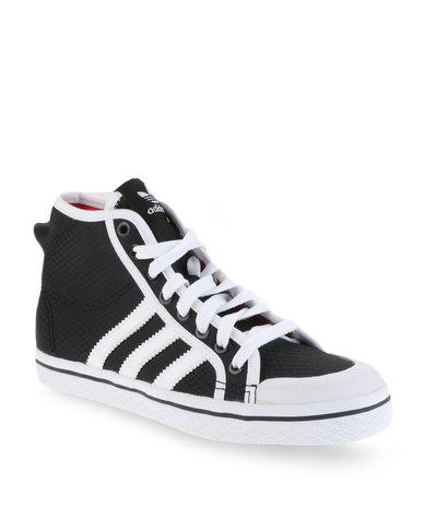 jordans nike authentique - adidas Honey Mid Sneakers Black