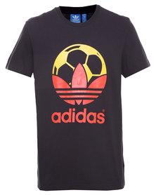 Adidas Country Tee Black