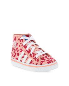 adidas Nizza Hi Sneakers Pink