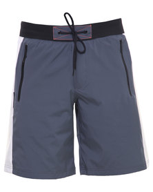 adidas Speedster Short Grey