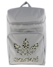 adidas Star Backpack Grey