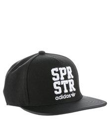 adidas SPR STR Snapback Cap Black