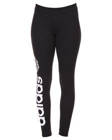 adidas Linear Leggings Black