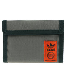 adidas Two Colour Classic Wallet Grey