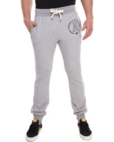 adidas Slim Fit Track Pants Grey