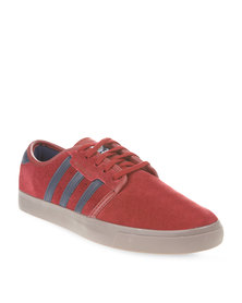 adidas Seeley Sneakers Red