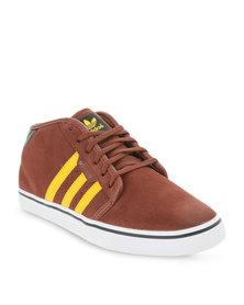 adidas Seeley Mid Sneakers Brown