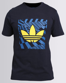 adidas Mens Originals Razz Blue
