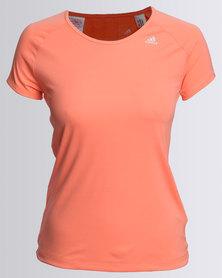 adidas YG GU Tee Orange