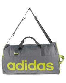 adidas Performance Linear Performance Teambag Grey/Lime
