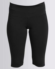 adidas Performance Gym Short Tight Black