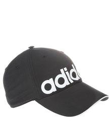 adidas Performance Linear 5 Panel Cap Black