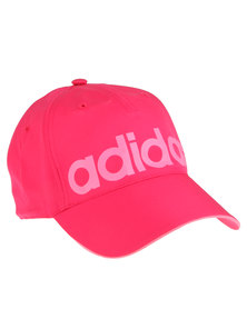 Adidas Performance Climalite Linear 5P Cap Pink