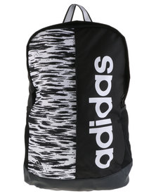 adidas Performance Linear Performance Backpack Graphic Black